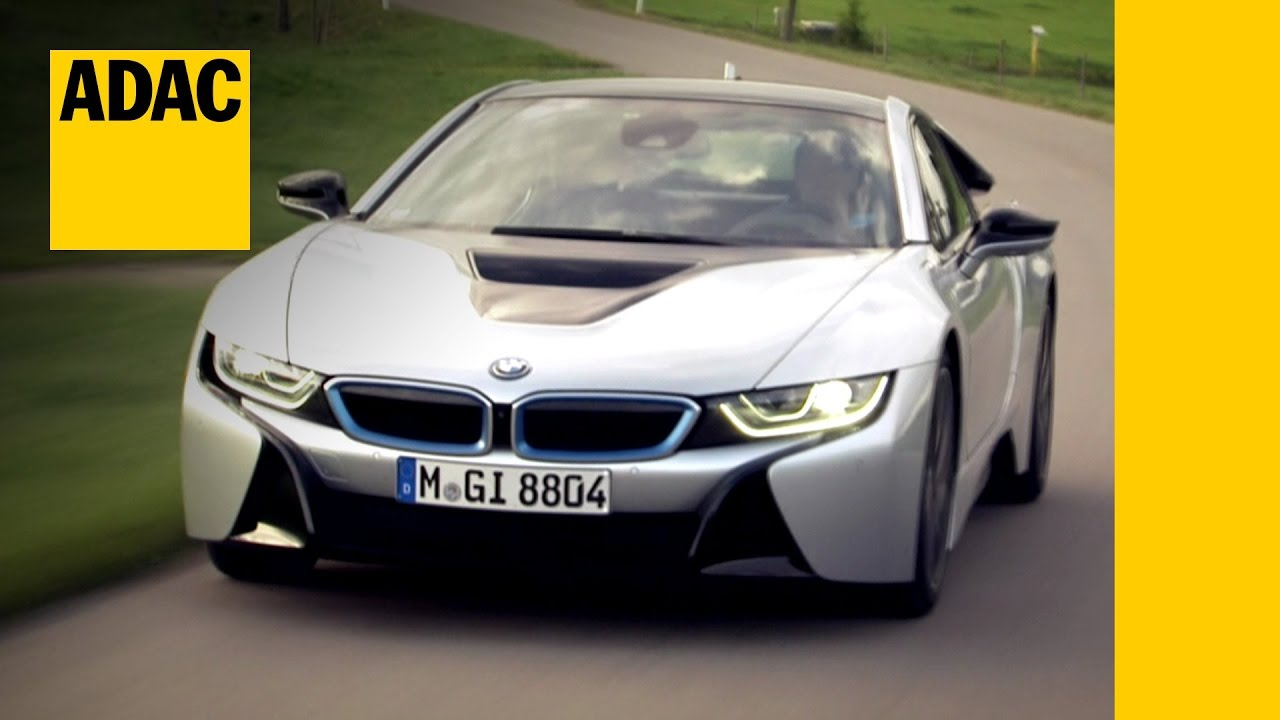 Adac Autotest Bmw I8 Adac 2016 Youtube