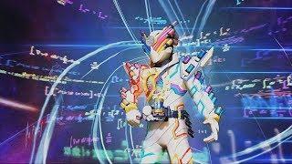ศึกมาสไรเดอร์2สี บิลด์ VS ดับเบิล Kamen Rider: Climax Scramble