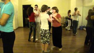 Bachata,танец бачата видео урок. Bachata dancing video.