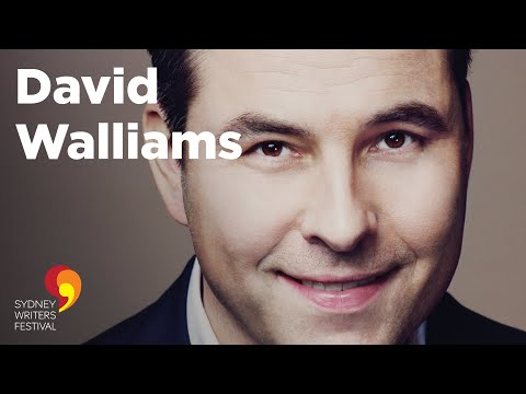 Sydney Writers' Festival: The Greatportent* David Walliams