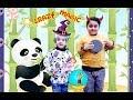 NAUGHTY KIDS DOING CRAZY MAGIC on FOOD | MAGIC PRETEND PLAY VIDEO