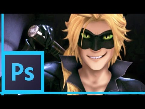 Watch Me Edit - Chat Noir All Grown Up