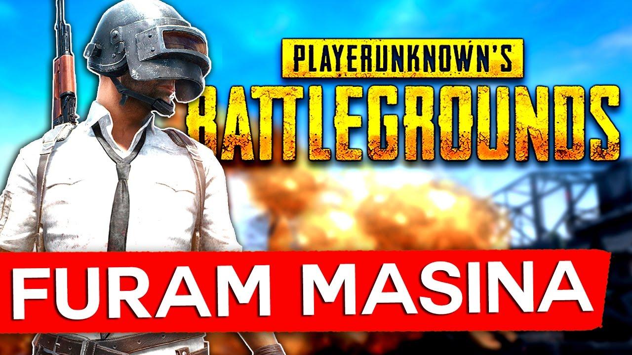 FURAM MASINA! Battlegrounds