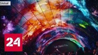 Вести.net: телевизоры на квантовых точках и другие новинки CES