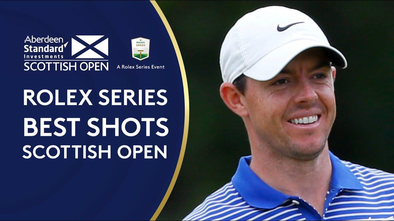 Best Shots of the 2019 Aberdeen Standard Scottish Open | Best of Rolex