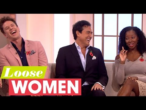 Il Divo Meet Their Loose Women Matches | Loose Women