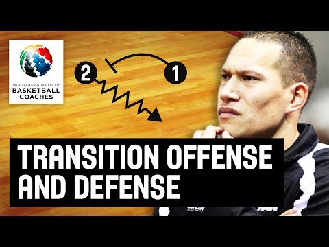 Transition offense and defense - Kennedy Kereama - Basketball Fundamentals
