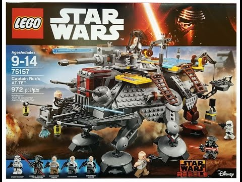 lego star wars 2016 summer sets new pictures youtube. Black Bedroom Furniture Sets. Home Design Ideas