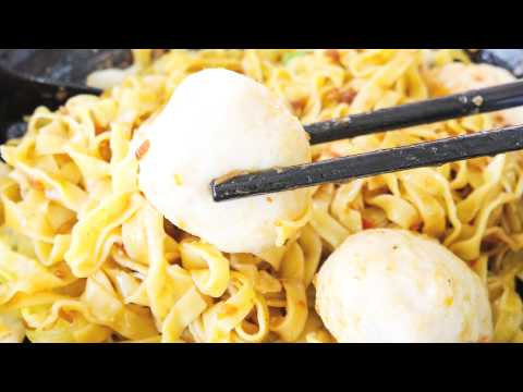 Fishball Noodles at Fishball Story – Singapore. Chowzter's Tastiest Overall Item in Asia for 2015