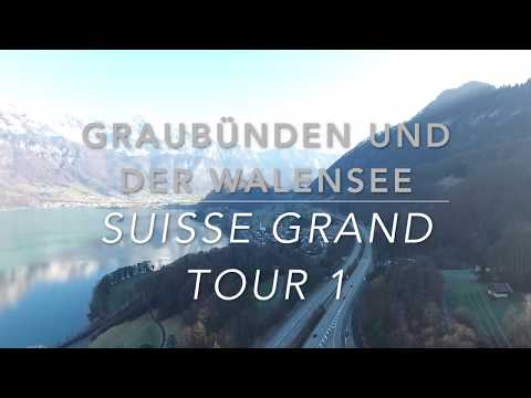The Suisse Grand Tour 1 - Graubünden & Walensee