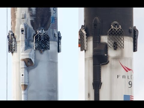 How Well Did SpaceX's new Falcon 9 Work?