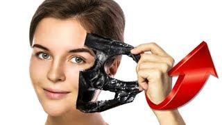 Проблемы с кожей пройдут за 2 недели. 3 проверенные маски с активированным углём.