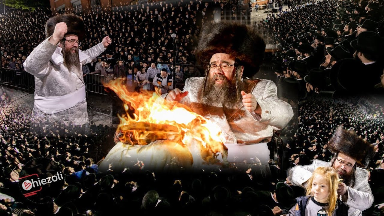 "Veretzky Rebbe Lag Ba'omer Hadlukah - Williamsburg - 2019 | ל""ג בעומר הדלקה ווערעצקי - וויליאמסבורג"