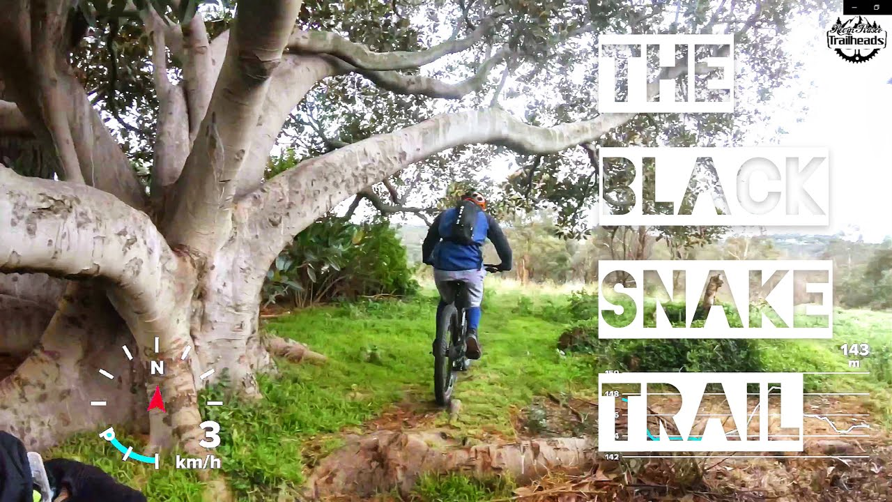 PLENTY GORGE | THE BLACK SNAKE AND BURN THE WITCH TRAIL | ft KEATCH LUMA-ANG's MTB TRAIL BIKE
