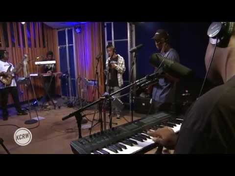 "The Internet performing ""Girl"" Live on KCRW"