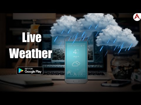 A Free Weather Location App With  Daily Forecasts, Global Weather, Live Weather