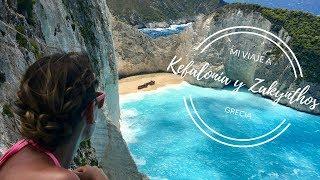 VLOG viaje islas griegas (Kefalonia y Zakynthos)   Charada