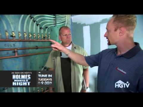 ExpressRooter on Holmes Makes It Right | ExpressRooter Toronto Plumber