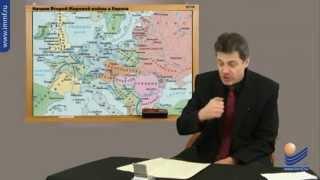 СССР накануне Великой Отечественной воны. Участие Красной Армии в 1930х