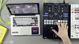 MIDI Mapping Pitched Cue Points in Serato DJ