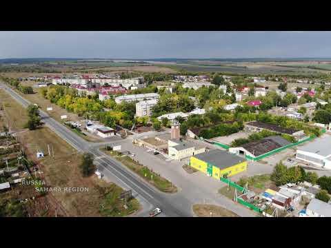 Село Курумоч Волжского района / церковь Богоявления Господня
