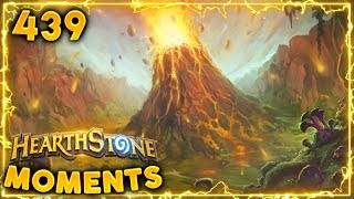 Volcano POWER!! | Hearthstone Daily Moments Ep. 439