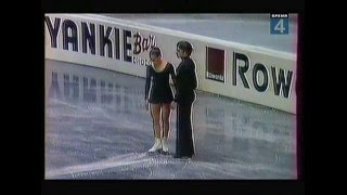 Legends of Soviet figure skating - Irina Moiseeva and Andrey Minenkov