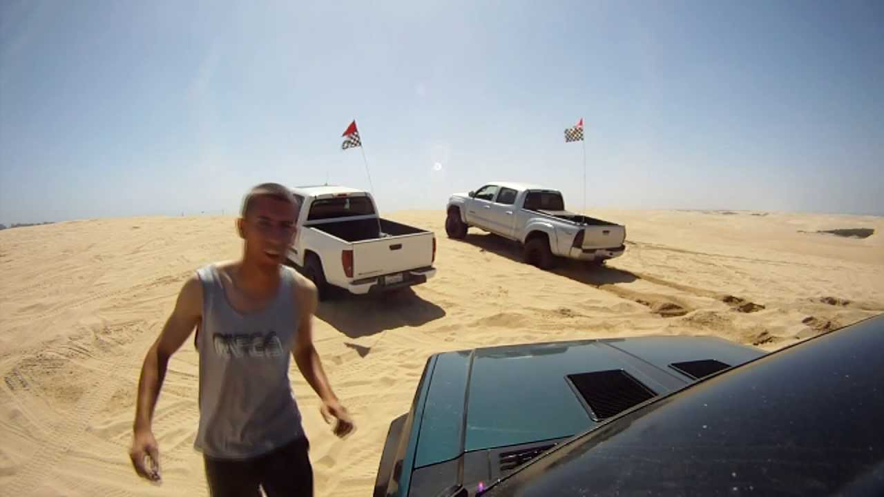 Pismo Beach Camping Trip 2017