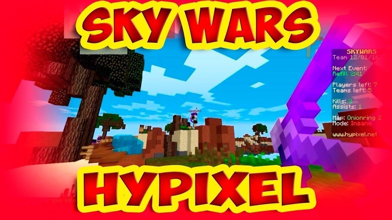 skywars hypixel wars 2 artem bro youtube. Black Bedroom Furniture Sets. Home Design Ideas