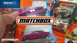 Matchbox Walmart Run! Some Great Cars On The Pegs!