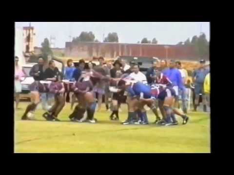 Hawks vs Roosters Semi Final 1992