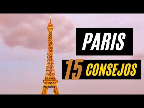 TIPS para recorrer PARIS / TODO lo que tenes que saber