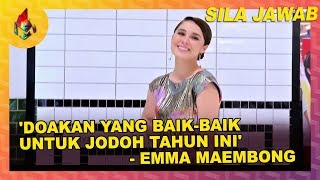 Emma Maembong Dah Booked Dewan Kahwin? | Melodi (2020)