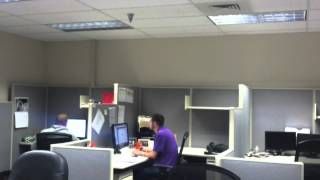 Halloween Office Prank