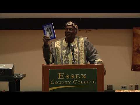 Dr. Leonard Jeffries Essex County College Africana Institute - 2014