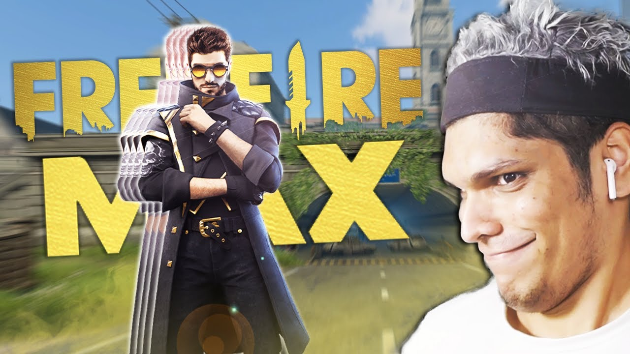 Download FREE FIRE MAX IS FUN!