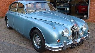 1965 Jaguar MK2 FOR SALE!