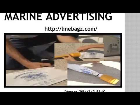 Marine Advertising – Building your brand like no other