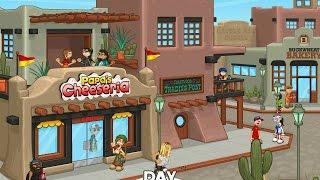 Papa's Cheeseria Gameplay Video