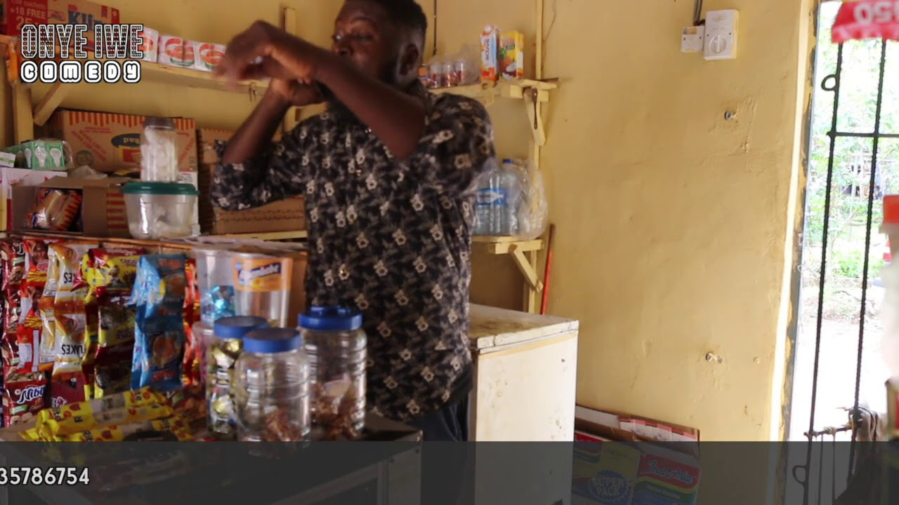 Onye Iwe - Store Boy