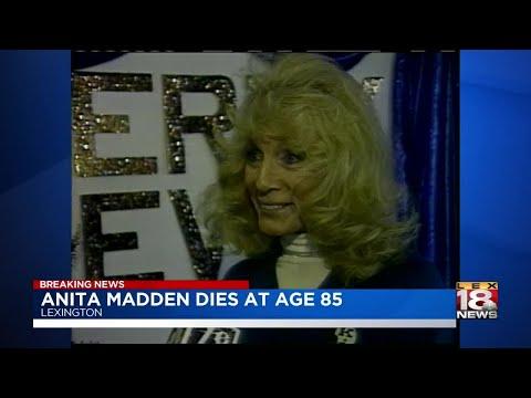 Anita Madden Dies At Age 85