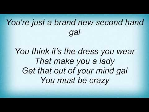 17815 Peter Tosh - Brand New Second Hand Lyrics