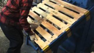 Оборудование для производства поддонов(, 2011-03-07T19:09:05.000Z)