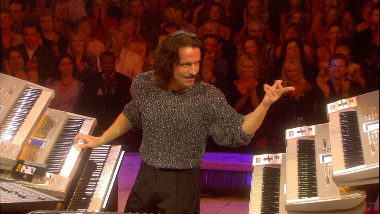 Yanni Keys To Imagination 1080p From The Master Yanni Live The Concert Event Youtube