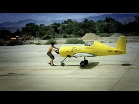 Aerochia LT-1 : The First Flight