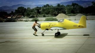 Aerochia LT-1 : The First Flight