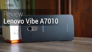 Análise: Lenovo Vibe A7010 | Review do Tudocelular.com