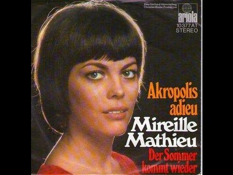Mireille Mathieu Akropolis