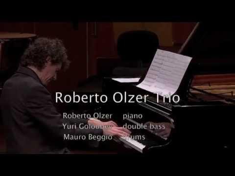 Roberto Olzer Trio 'Die Irren' (to R. M. Rilke) - YouTube