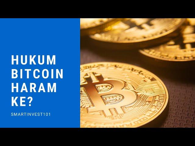 hukum islam tentang trading bitcoin)